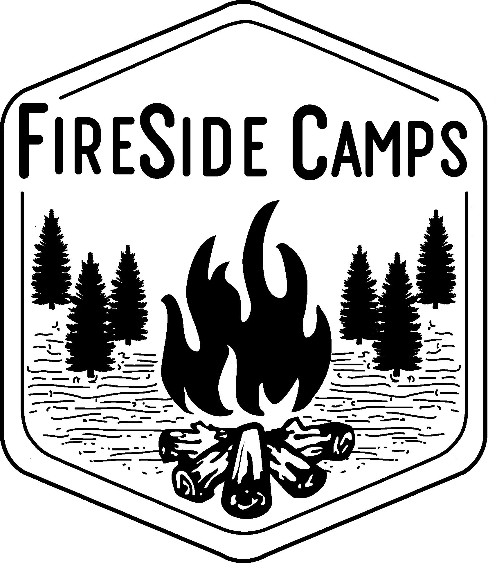 FireSide logo badge