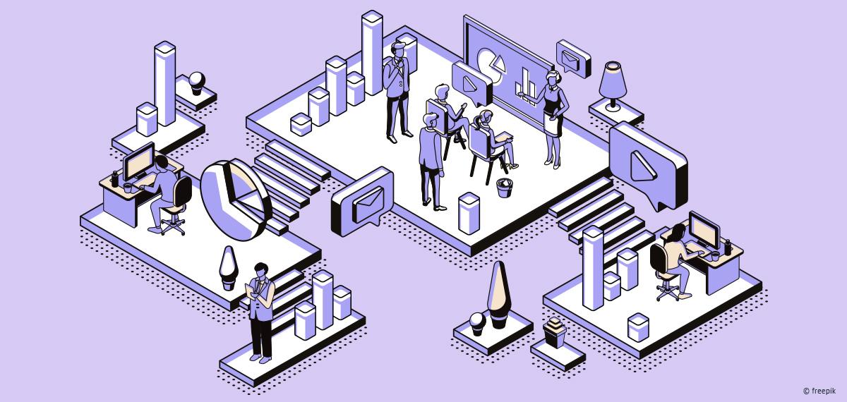 Furure Workplace: So sieht der Arbeitsplatz der Zukunft aus! Header