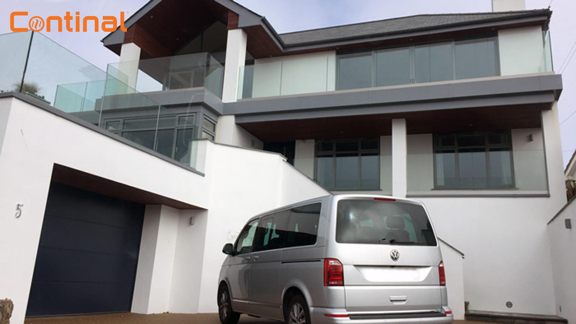 4-bedroom detached new build