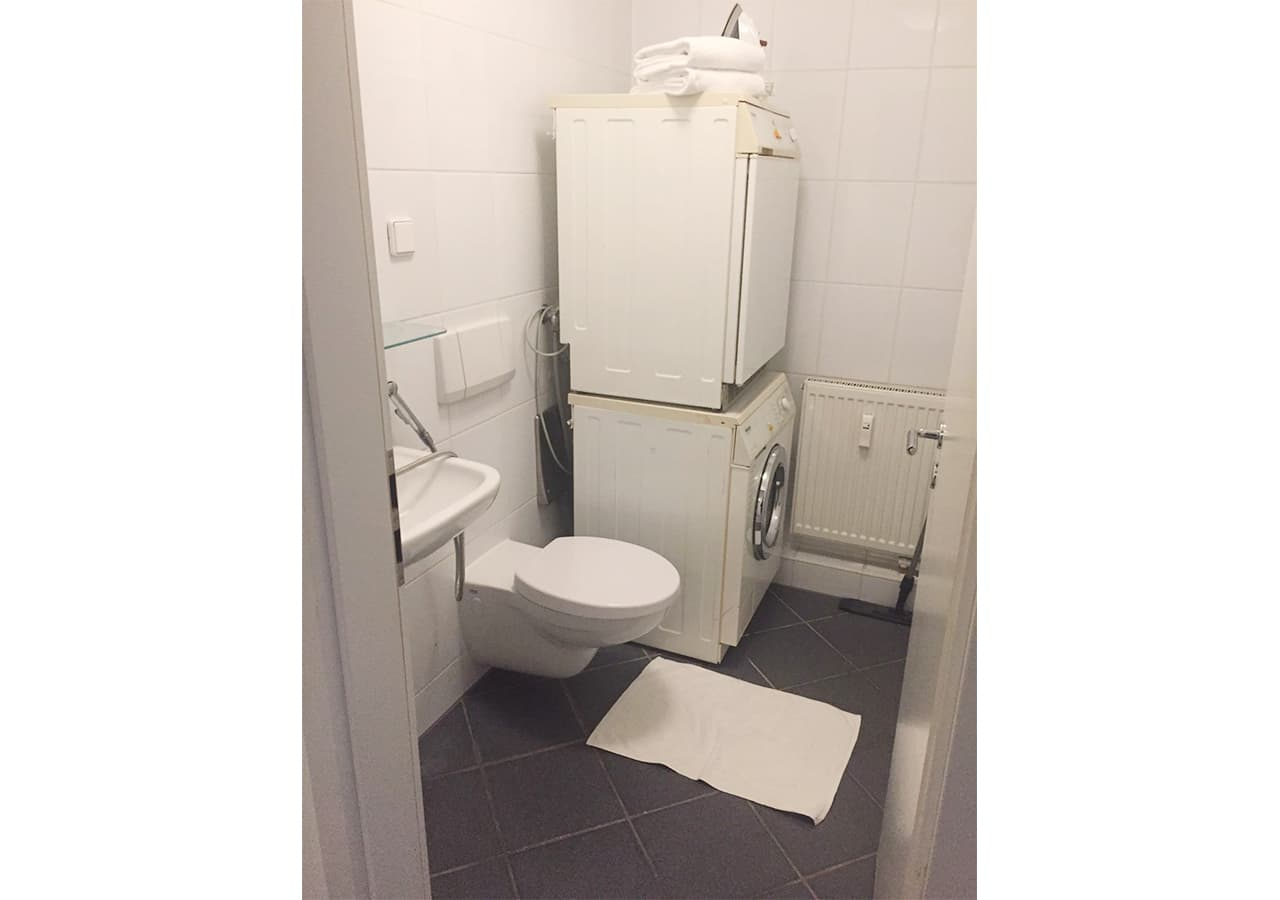 Toilet and Washing room