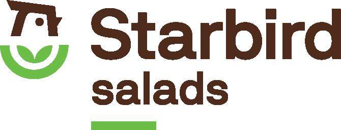 Starbird Salad Logo