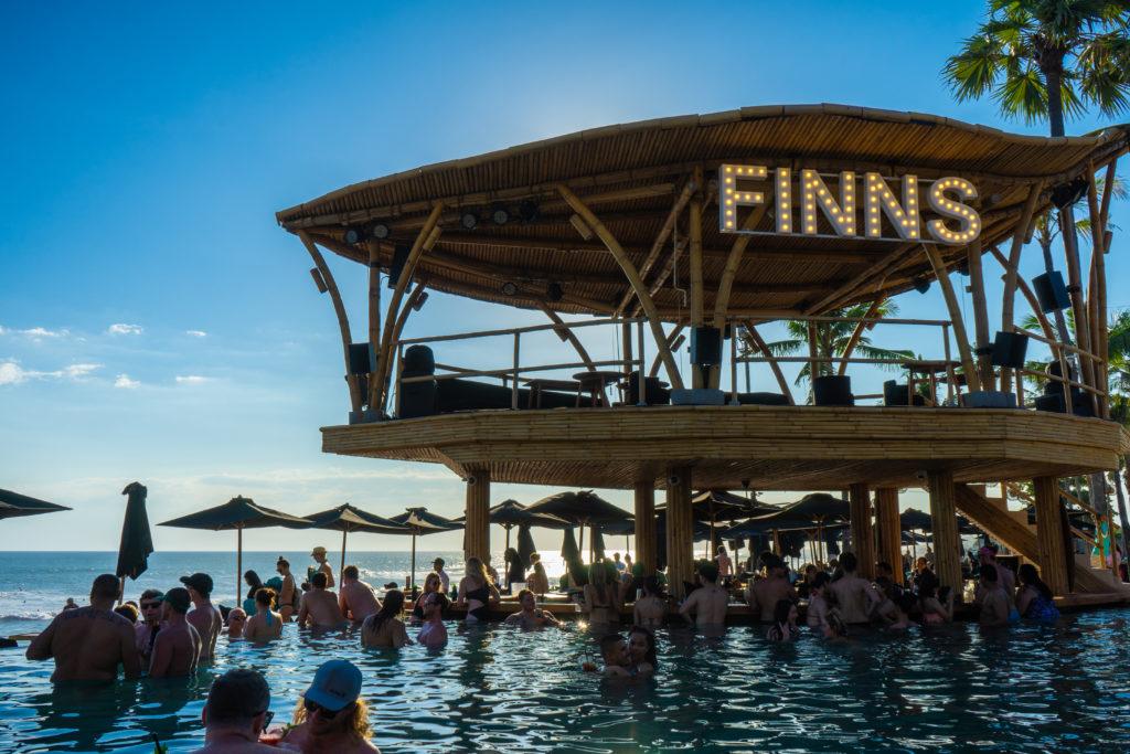 Bali Beach Club Finn's