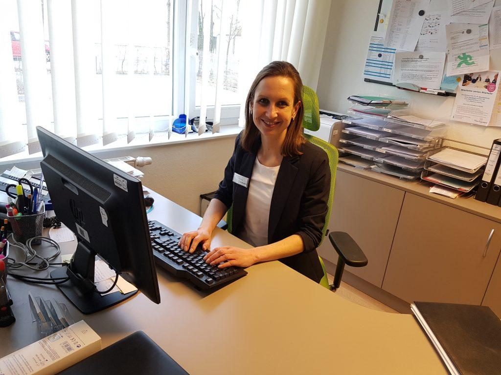 Michaela Müller, Mitarbeiterin bei KORIAN Deutschland