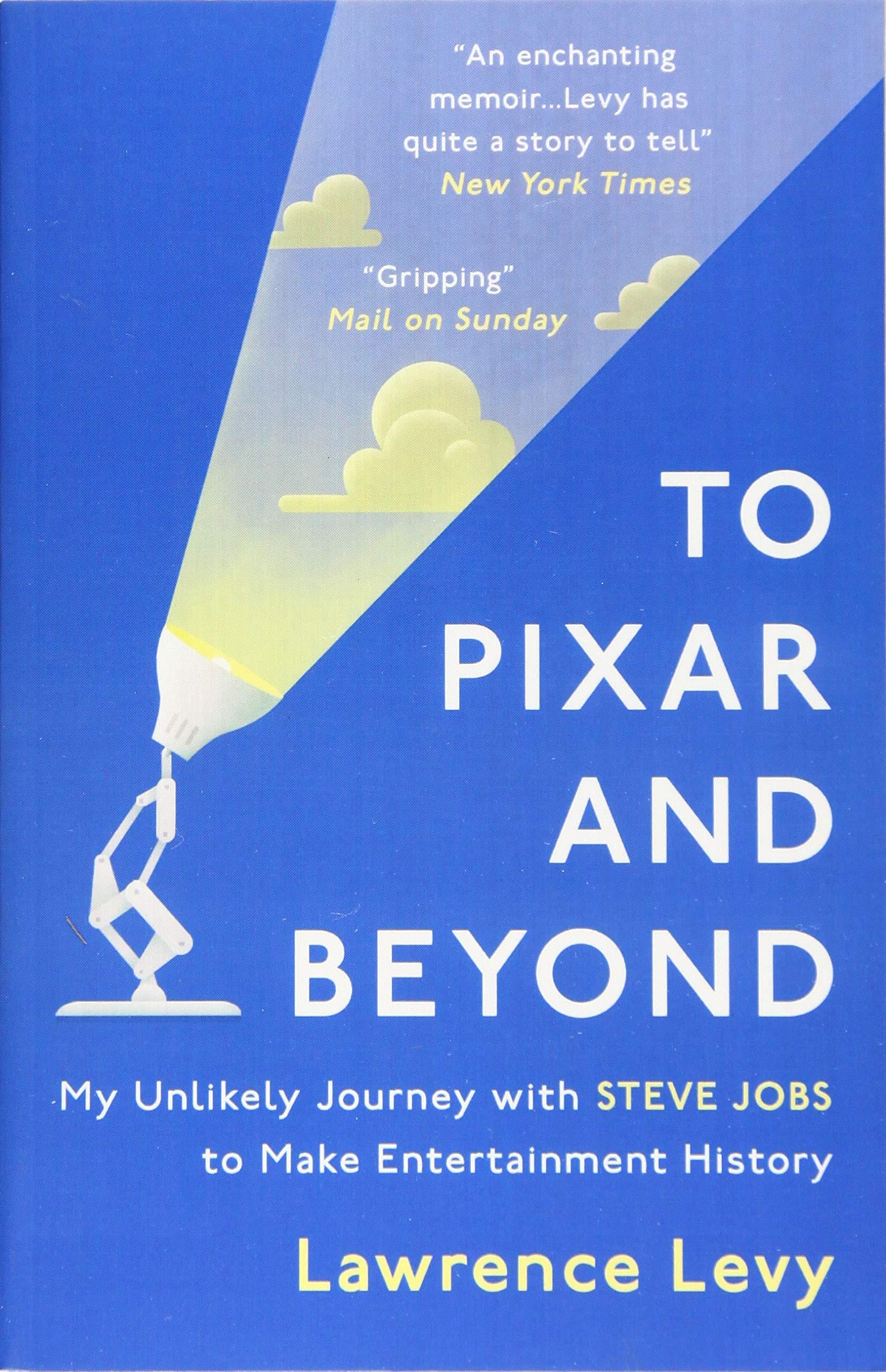 To Pixar and Beyond