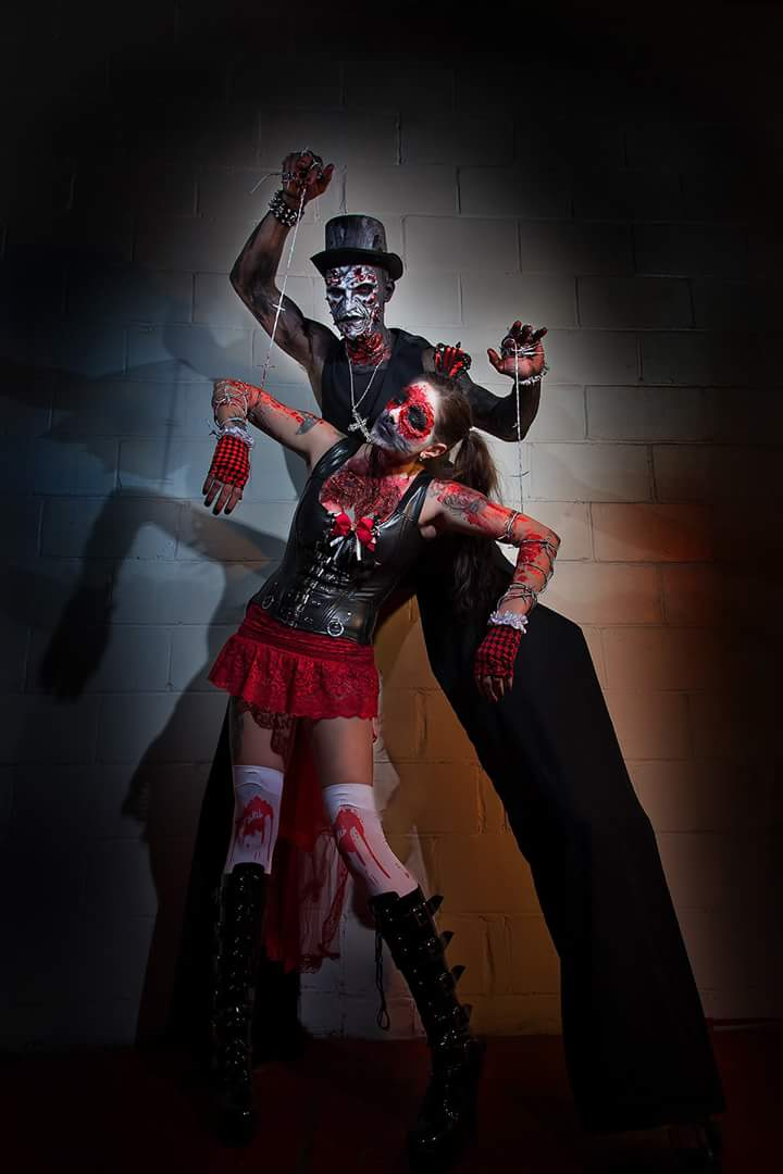 Demon Marionette