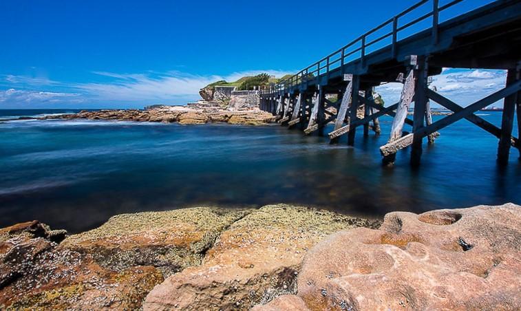 Bare Island, Sydney, New South Wales