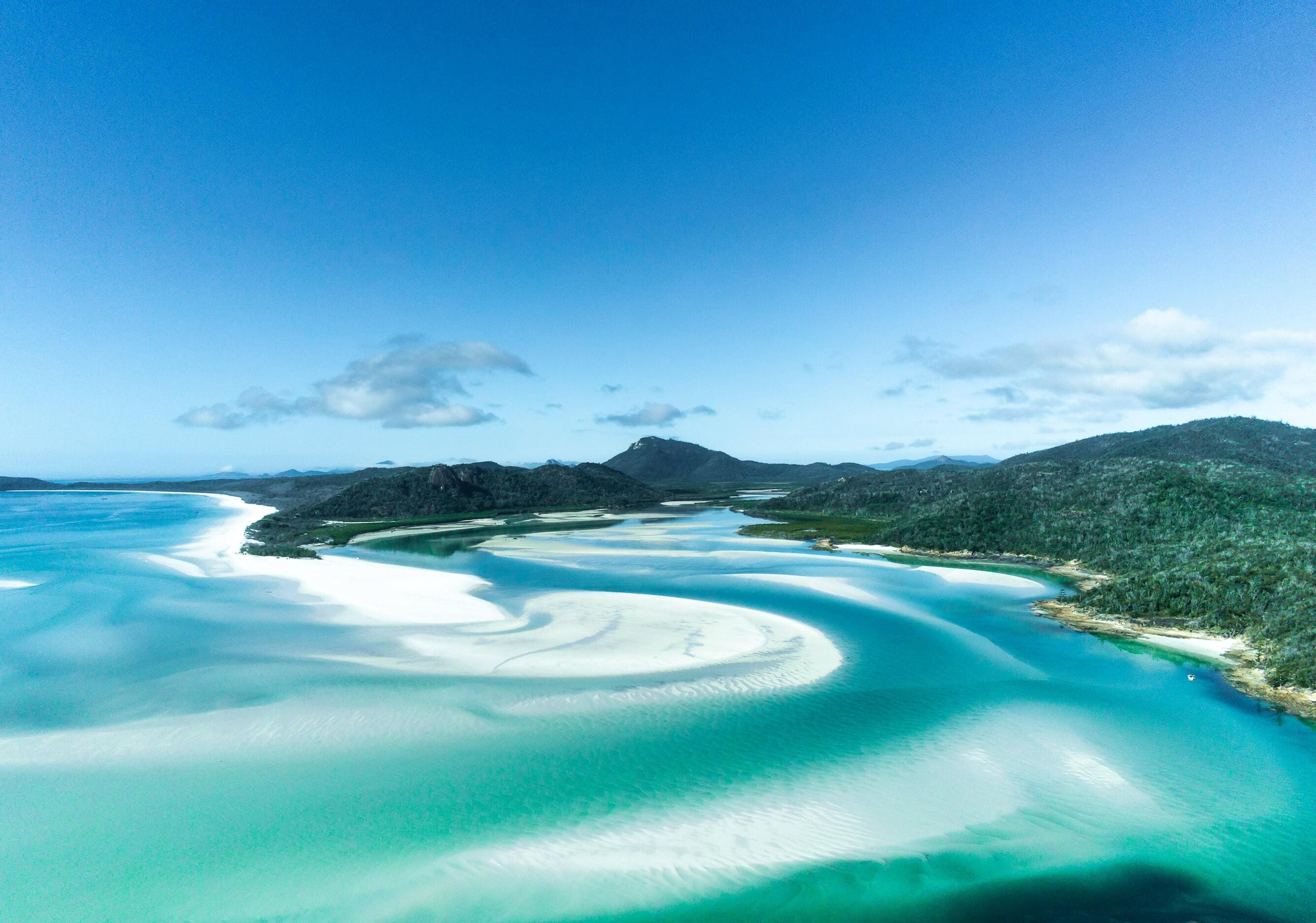 The Whitsundays Islands in Queensland, Australia