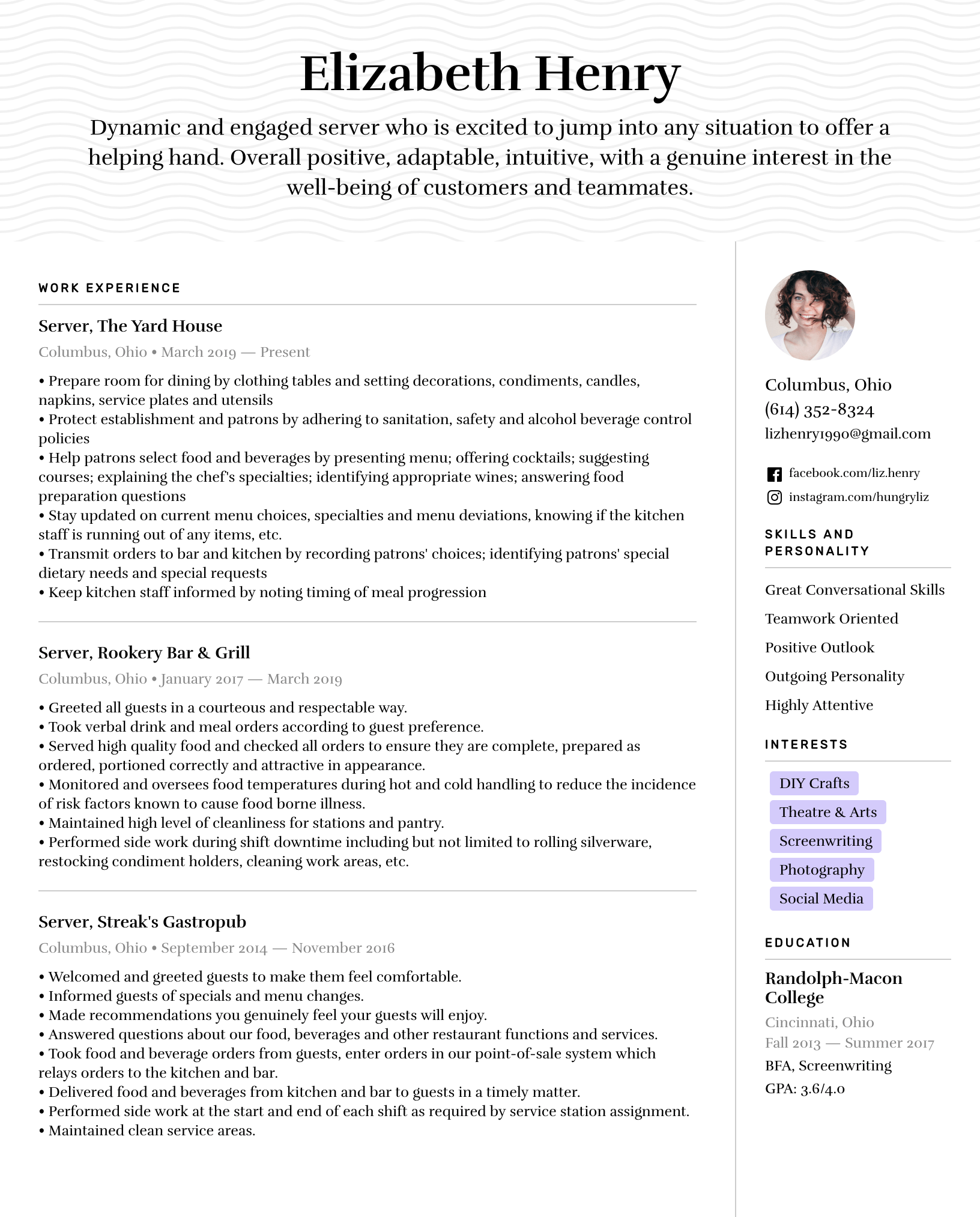 Professional Resume Builder Easy Resume