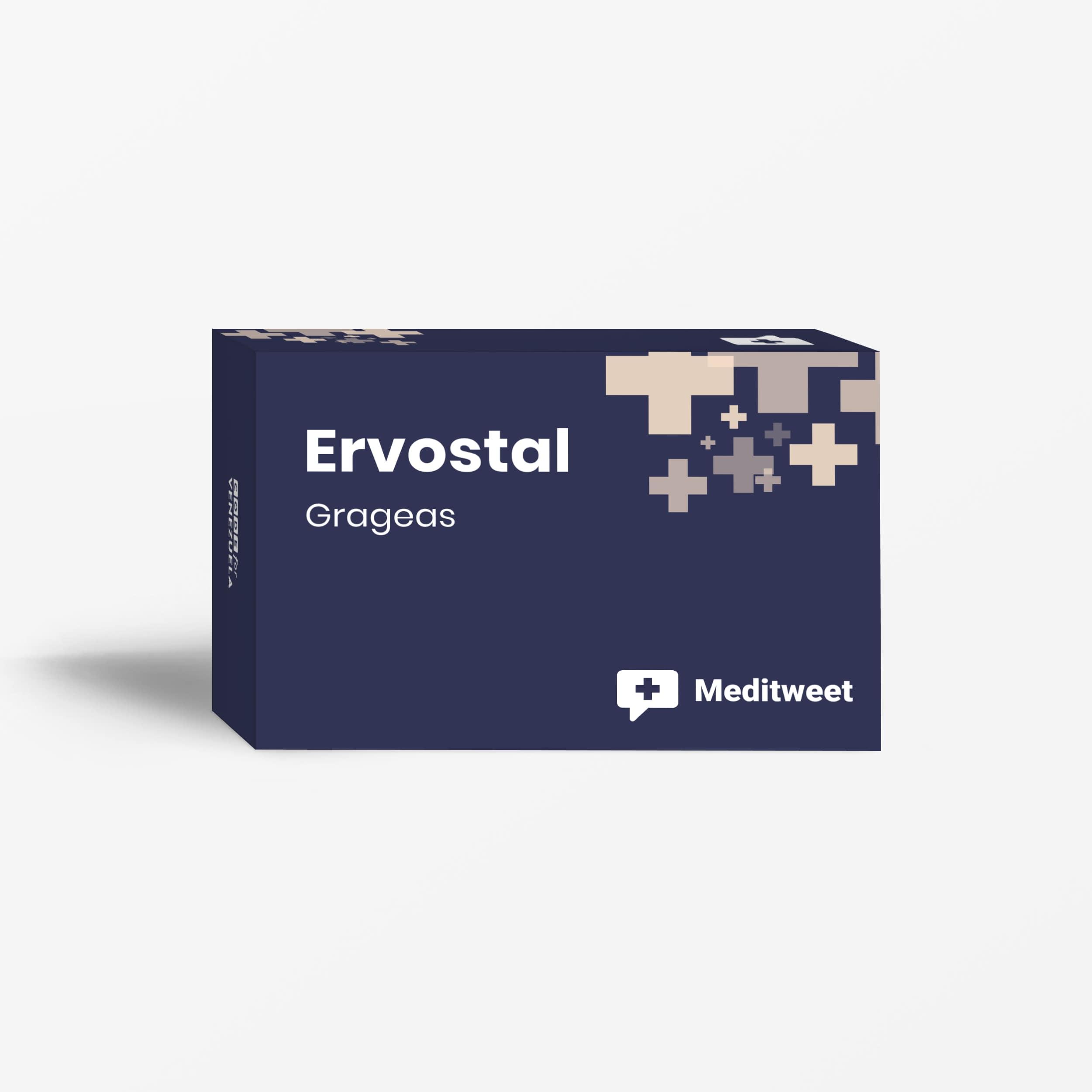Ervostal: qué es, para qué sirve y dónde conseguirlo