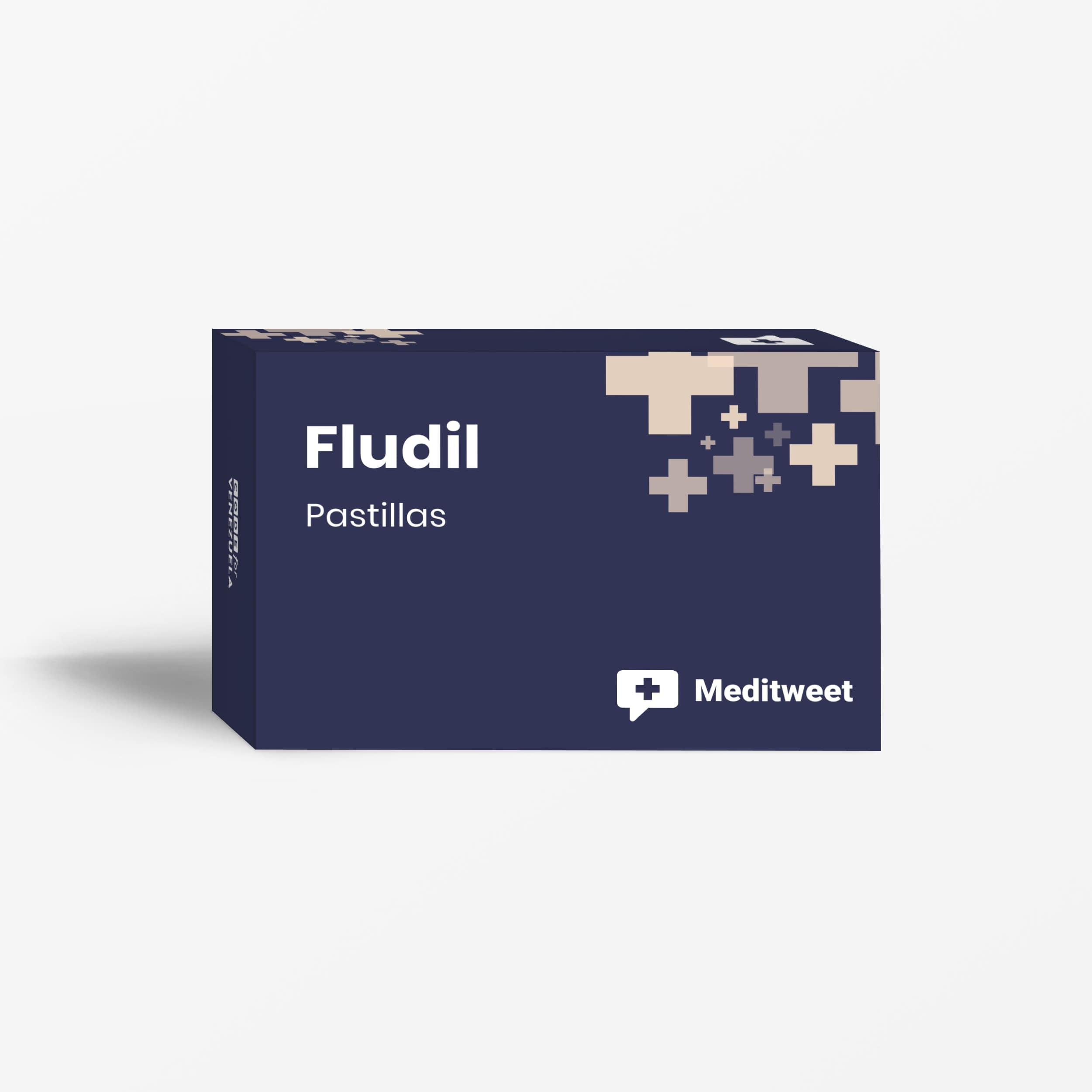 Fludil: qué es, para qué sirve y dónde conseguirlo