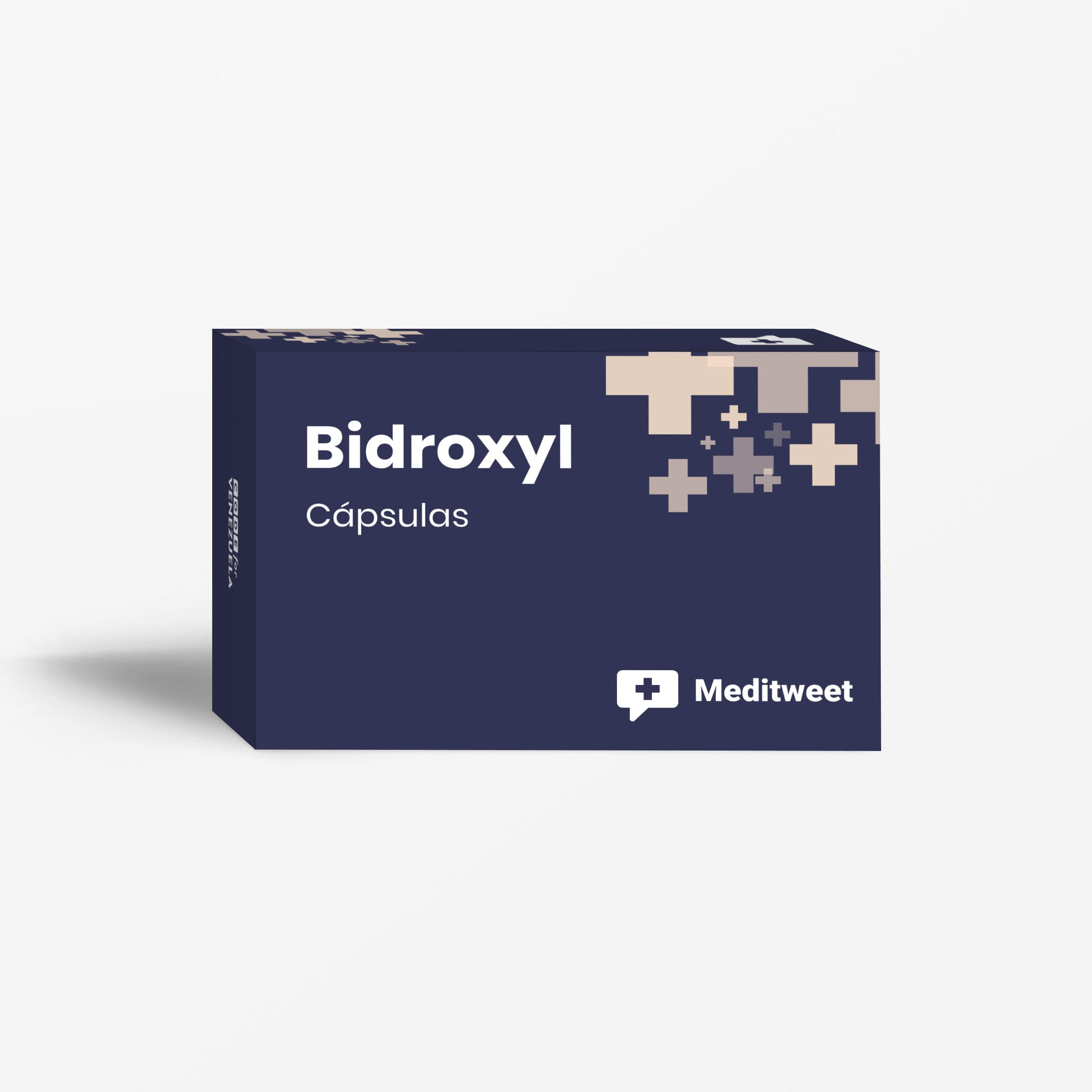 Bidroxyl: qué es, para qué sirve y dónde conseguirlo