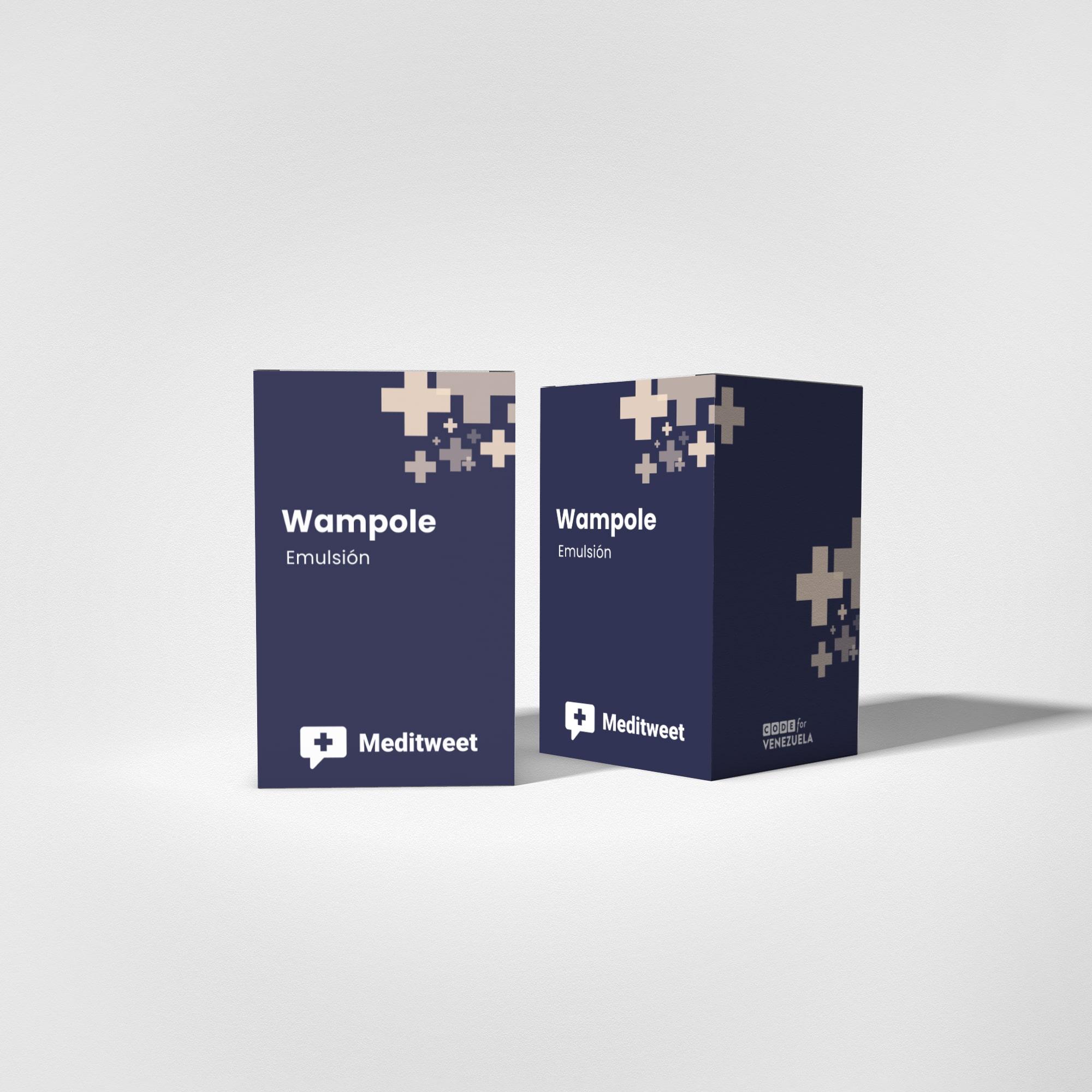Wampole: qué es, para qué sirve y dónde conseguirlo