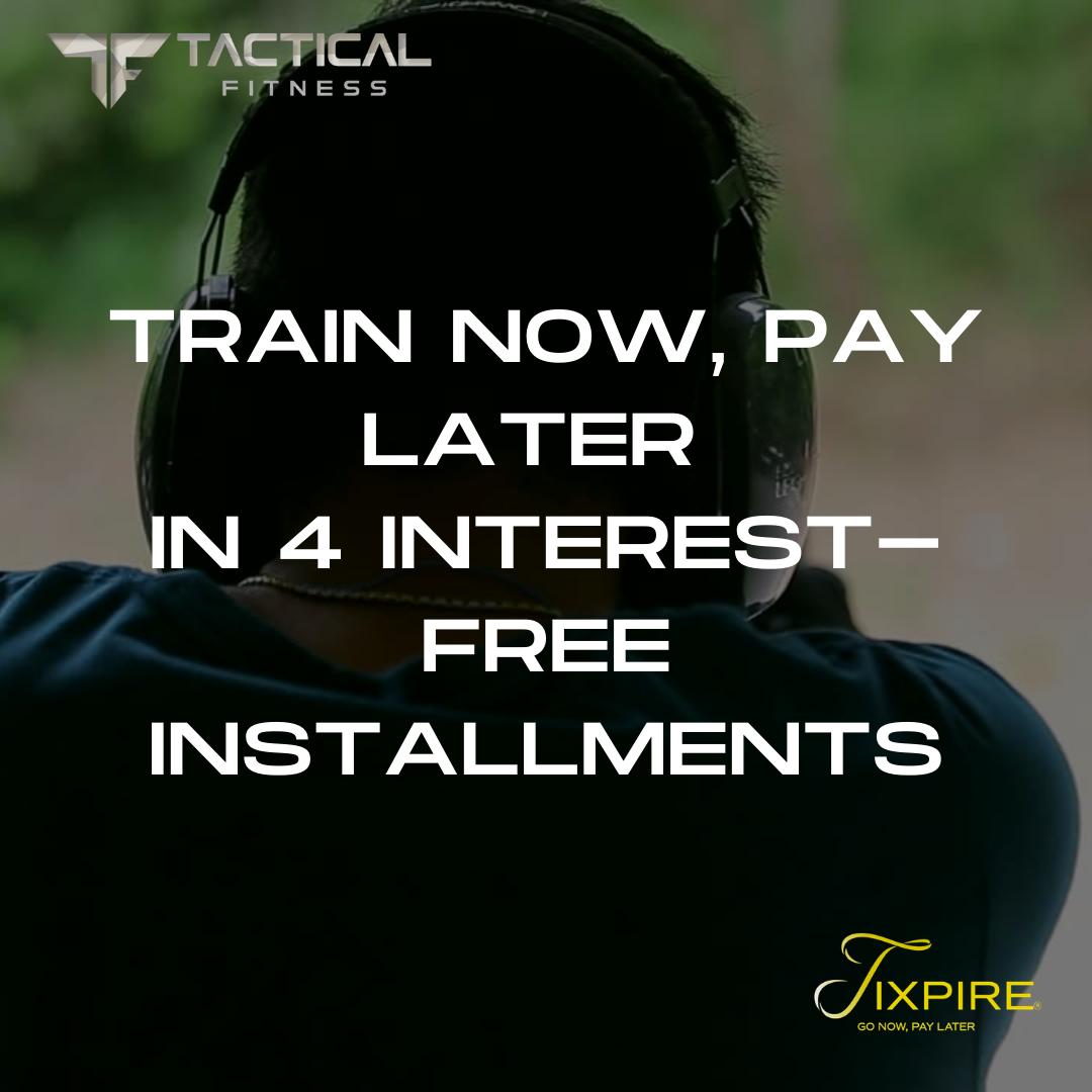 Partnership News - Tactical Fitness