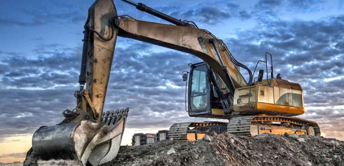 Heavy Construction Specialists web design