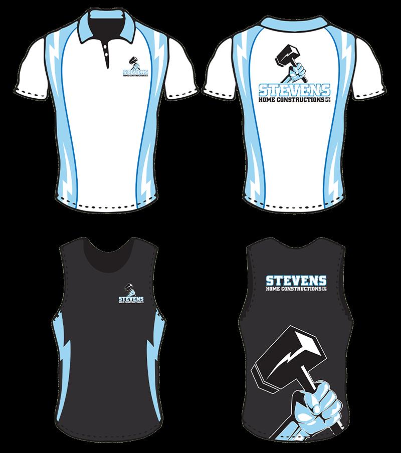 corporate identity uniform design
