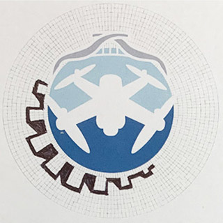 Virtual Tours & Drone Magic logo sketch