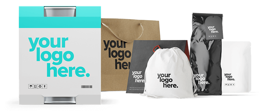 Packaging and print design
