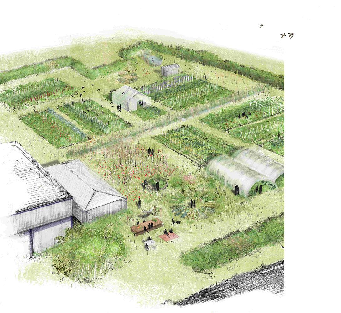 les fermes péri-urbaines