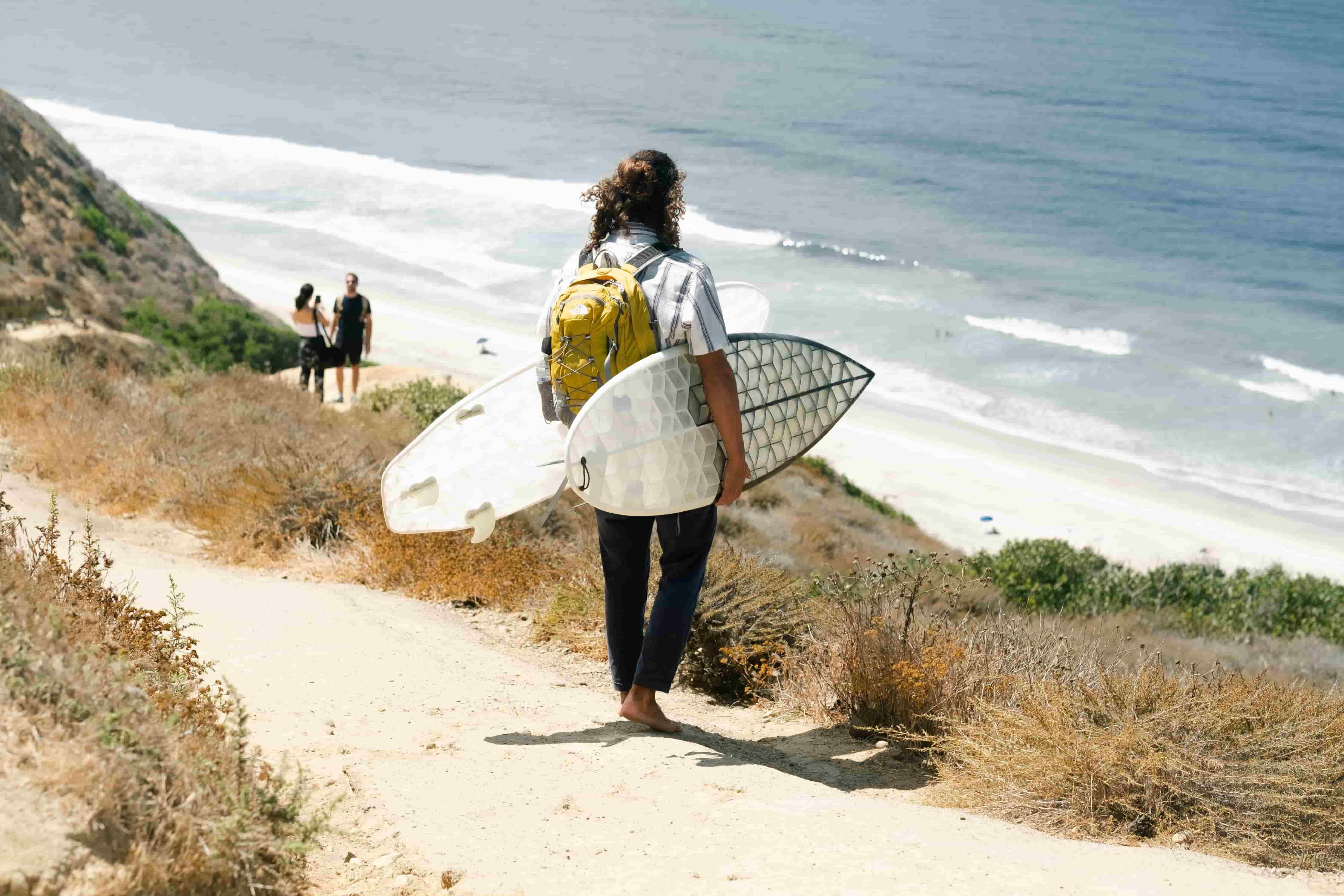 L'avenir du surf