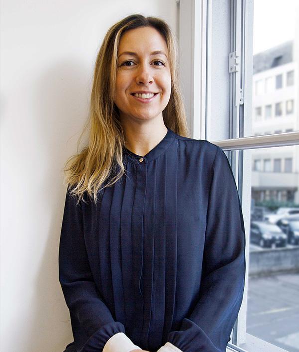 Janina Vinklere