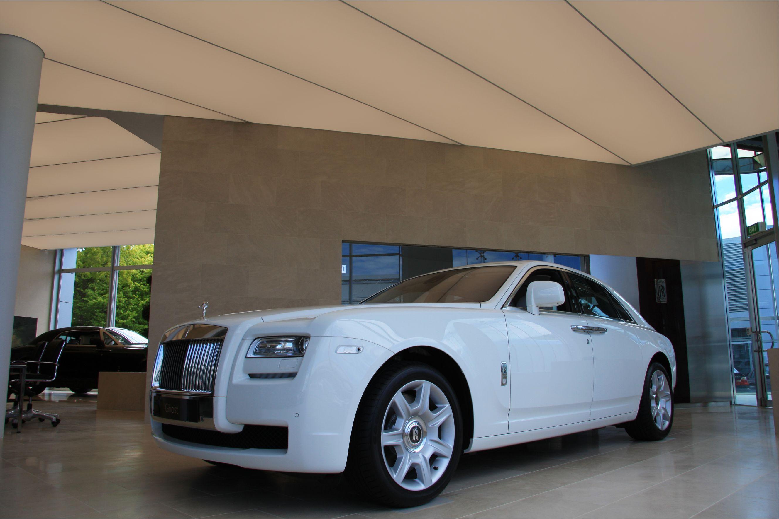 Rolls Royce Newmarket
