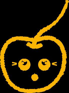 pcito pomme fruit