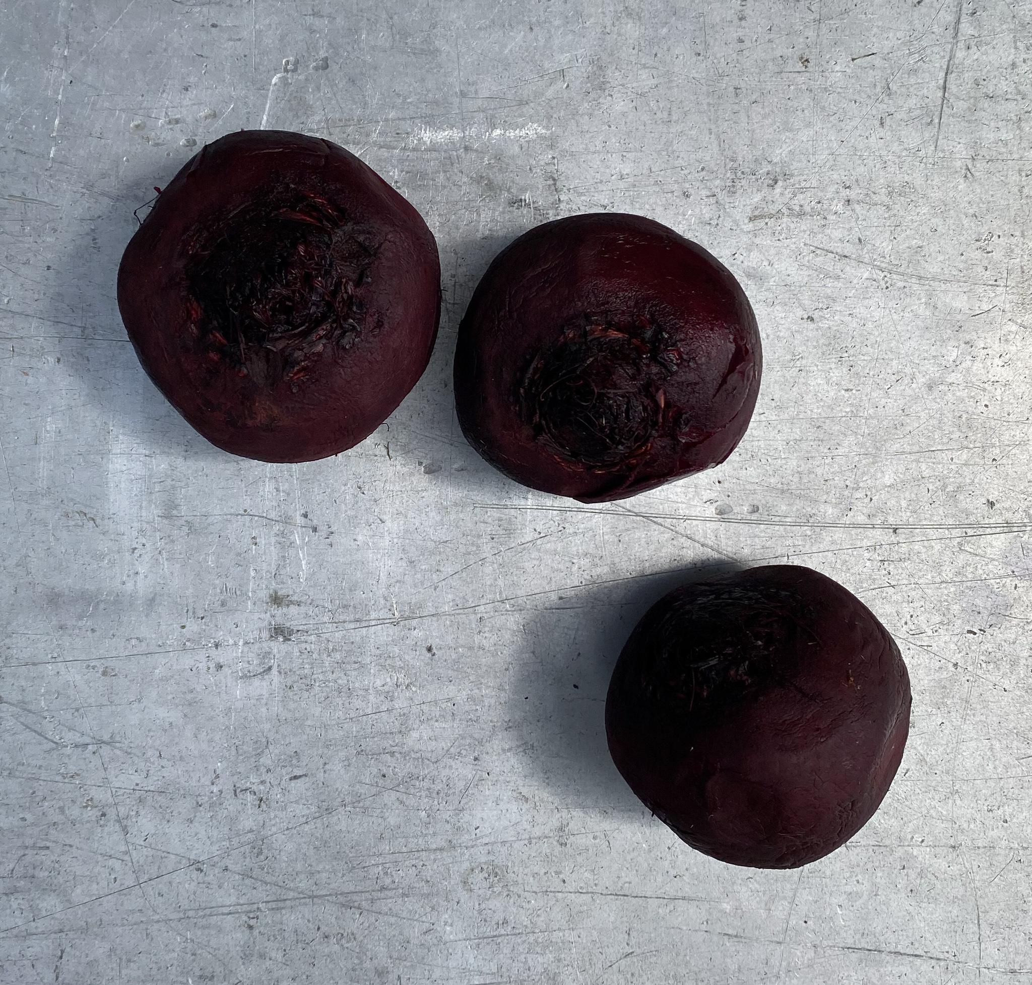 bettrave rouge cuite