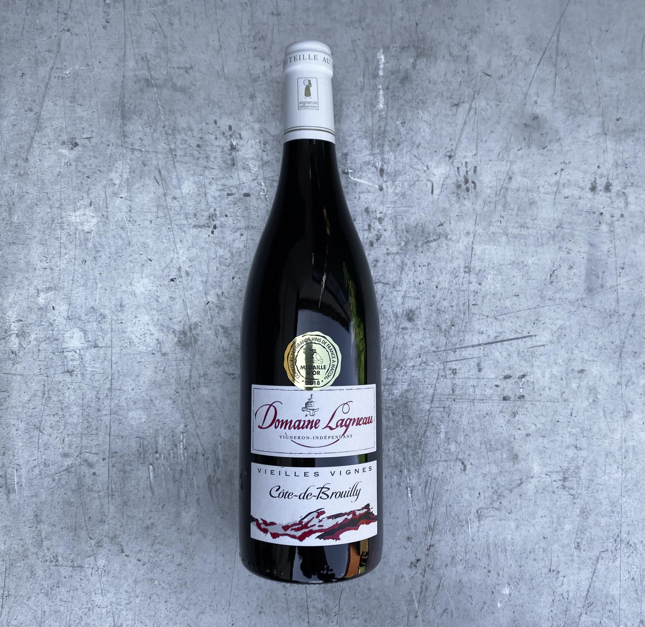 Vin rouge B