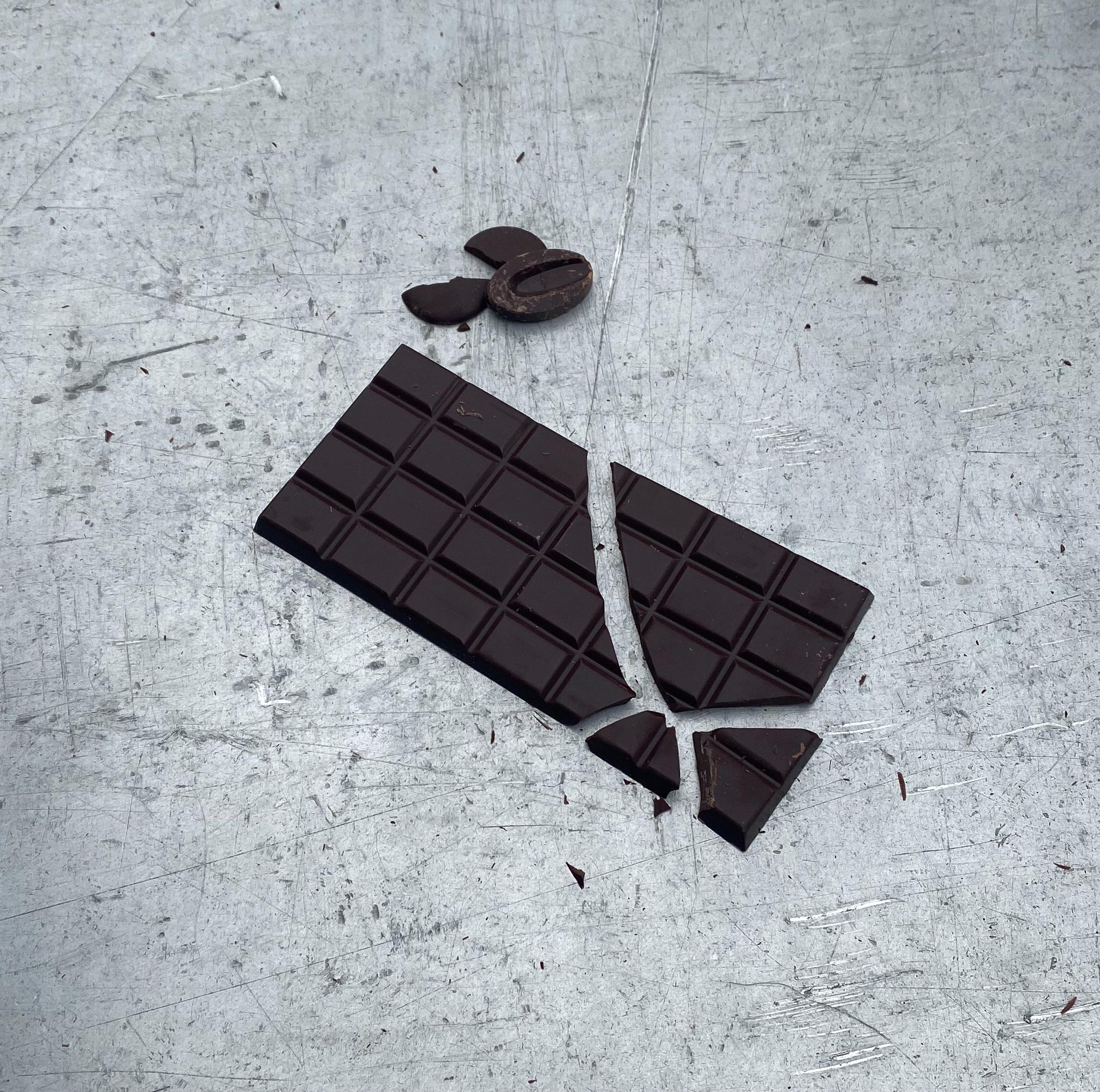 Chocolat classique sans sucre N