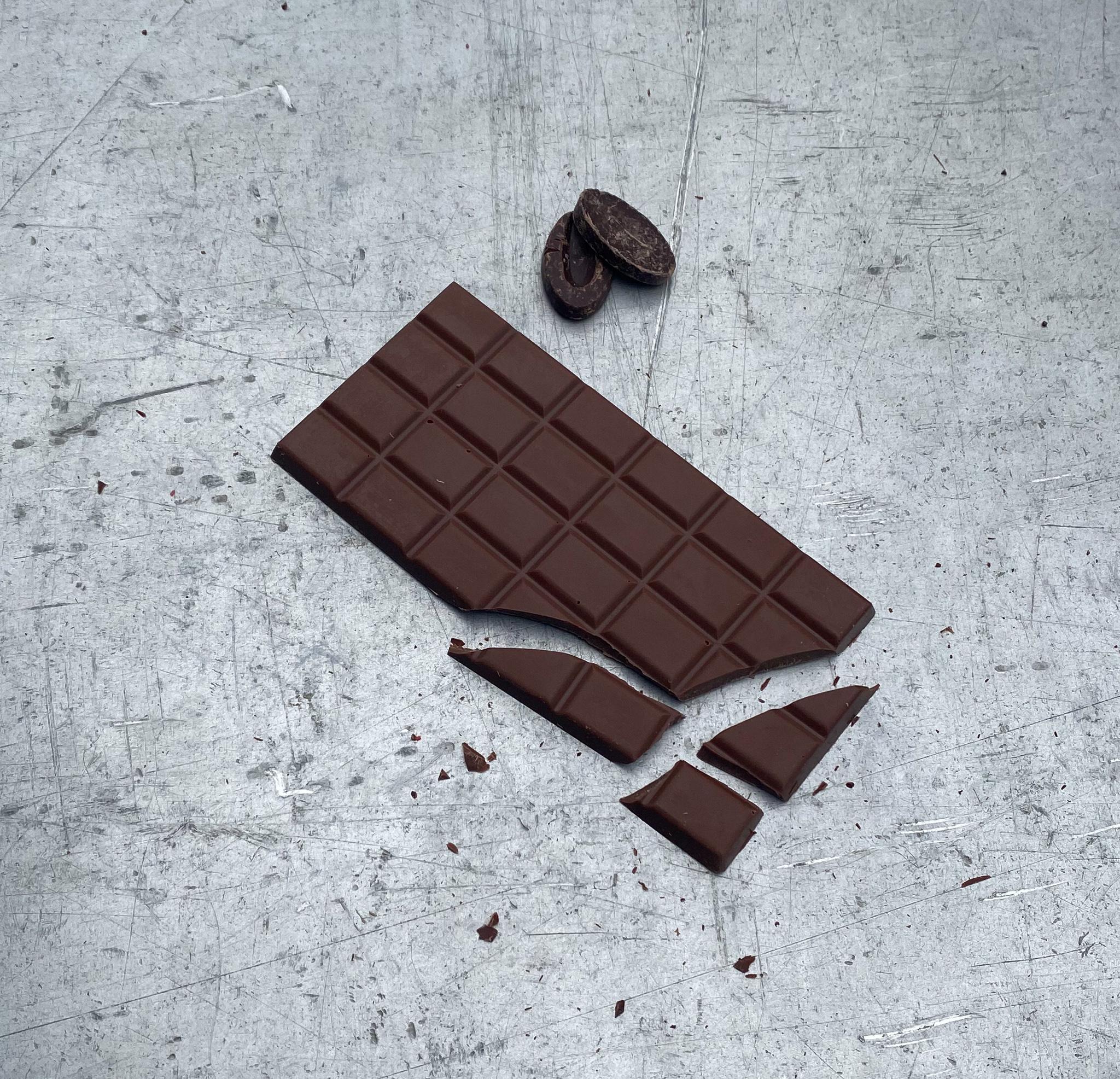 Chocolat classique sans sucre L