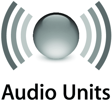 Audio Units Logo