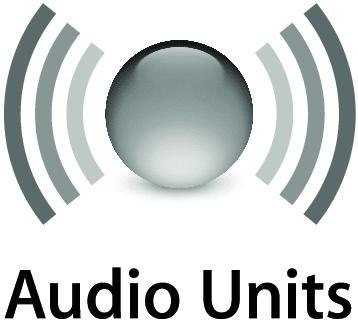 Audio Units Logo