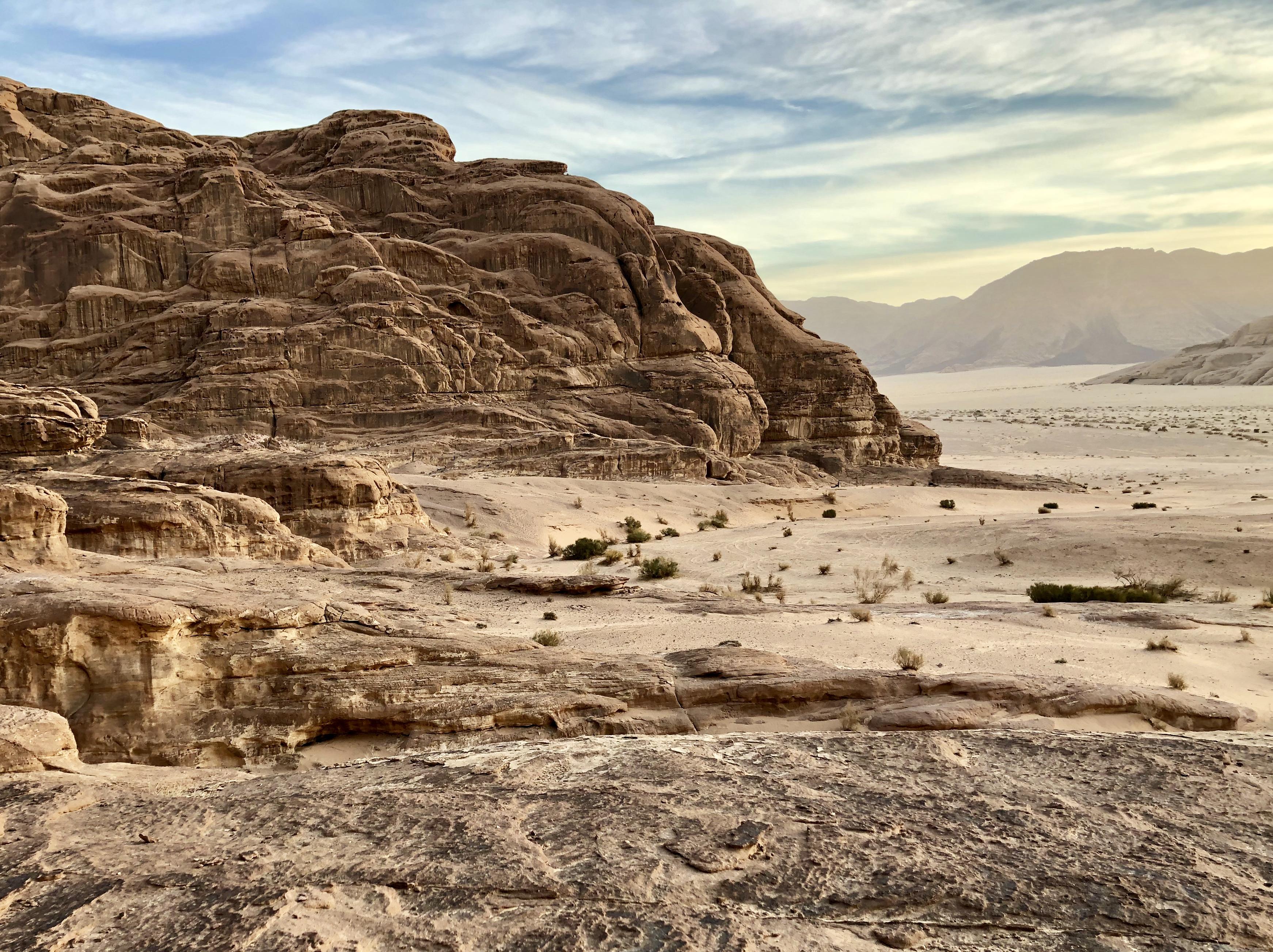 The Beauty of Wadi Rum