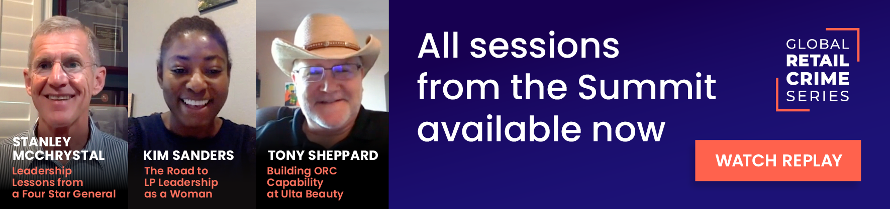All sessions from the Summit available now