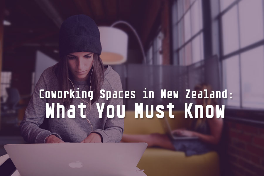 Coworking Spaces in New Zealand