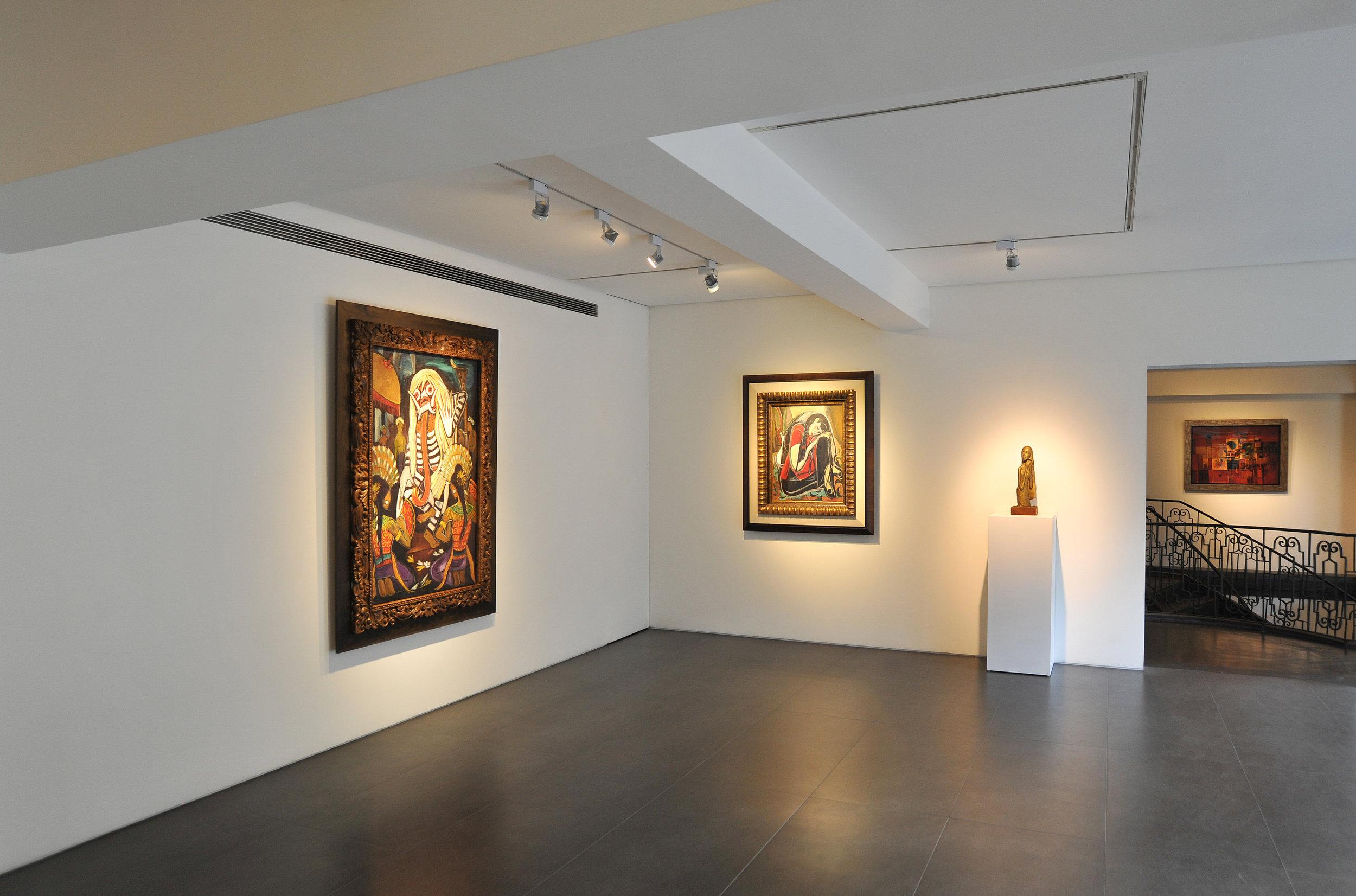 Cheong Soo Pieng: A Centenary Celebration in Taiwan within Asia Art Center, Taipei, Taiwan