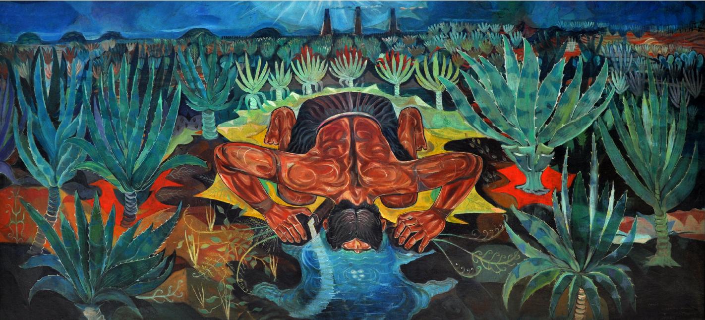 Amrus Natalsya, Melepas Dahaga (Quenching Thirst), 1967