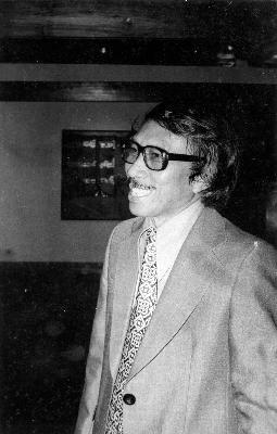 A portrait of Ahmad Sadali (1924-1987)