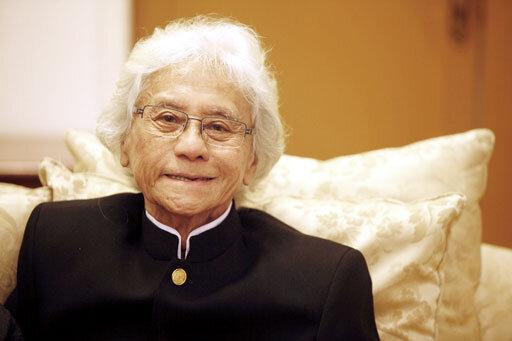 A portrait of Srihadi Soedarsono
