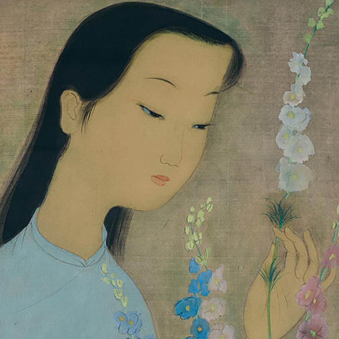 Mai Thu, Vietnamese Painting