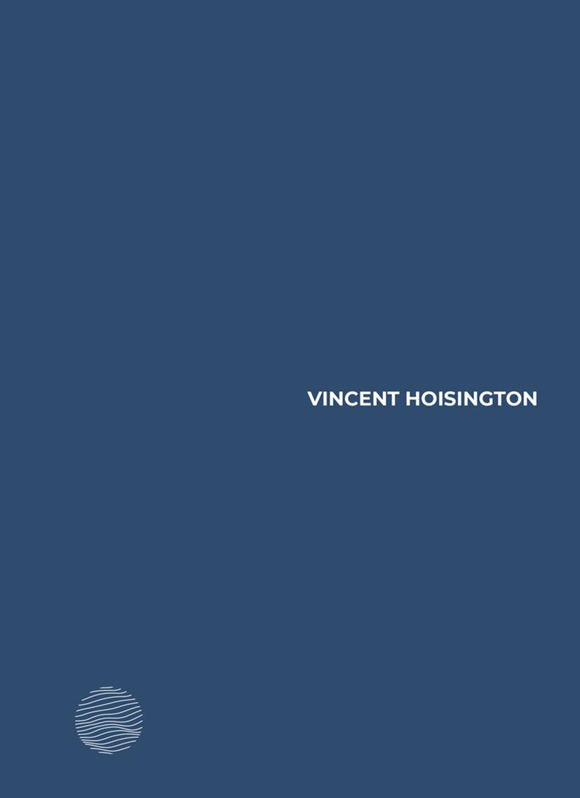 Vincent Hoisington Exhibition Catalogue