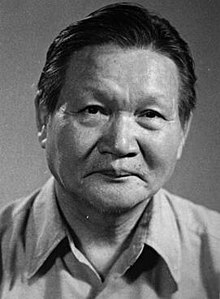 A portrait of Cheong Soo Pieng