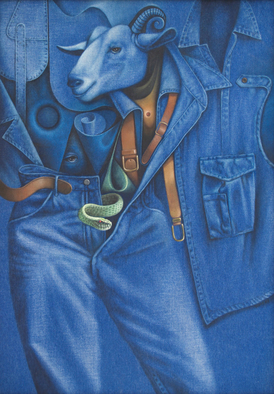 Sudarisman, Hegemoni Blue Jean II