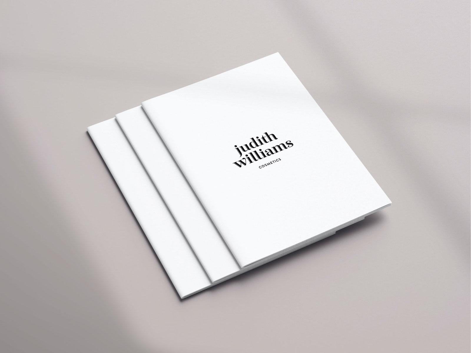 Judith Williams - Markenbooklet