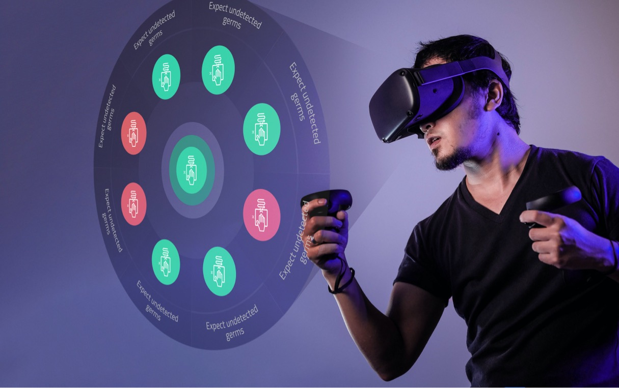 Innerspace - VR User Interface, Digital Design Guide