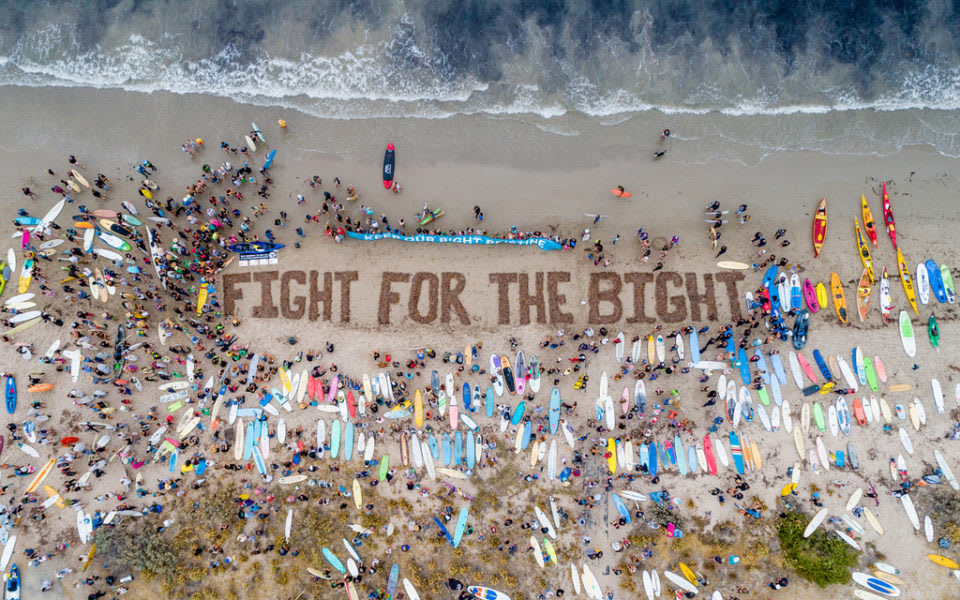 Fight for the Bight Australia says no to big oil
