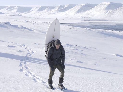 torren martyn iceland northern reaches snow surfer
