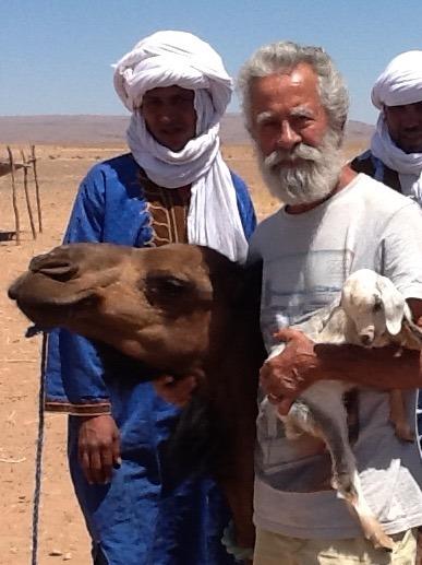 randolph benzaquen in the desert