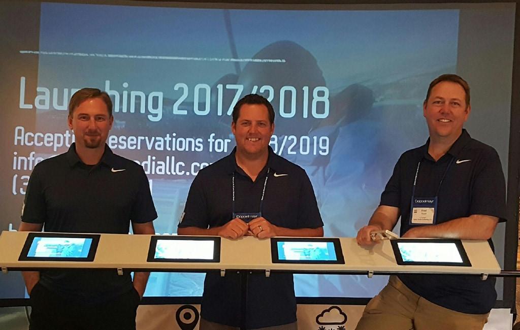 Alpine media Technology founders