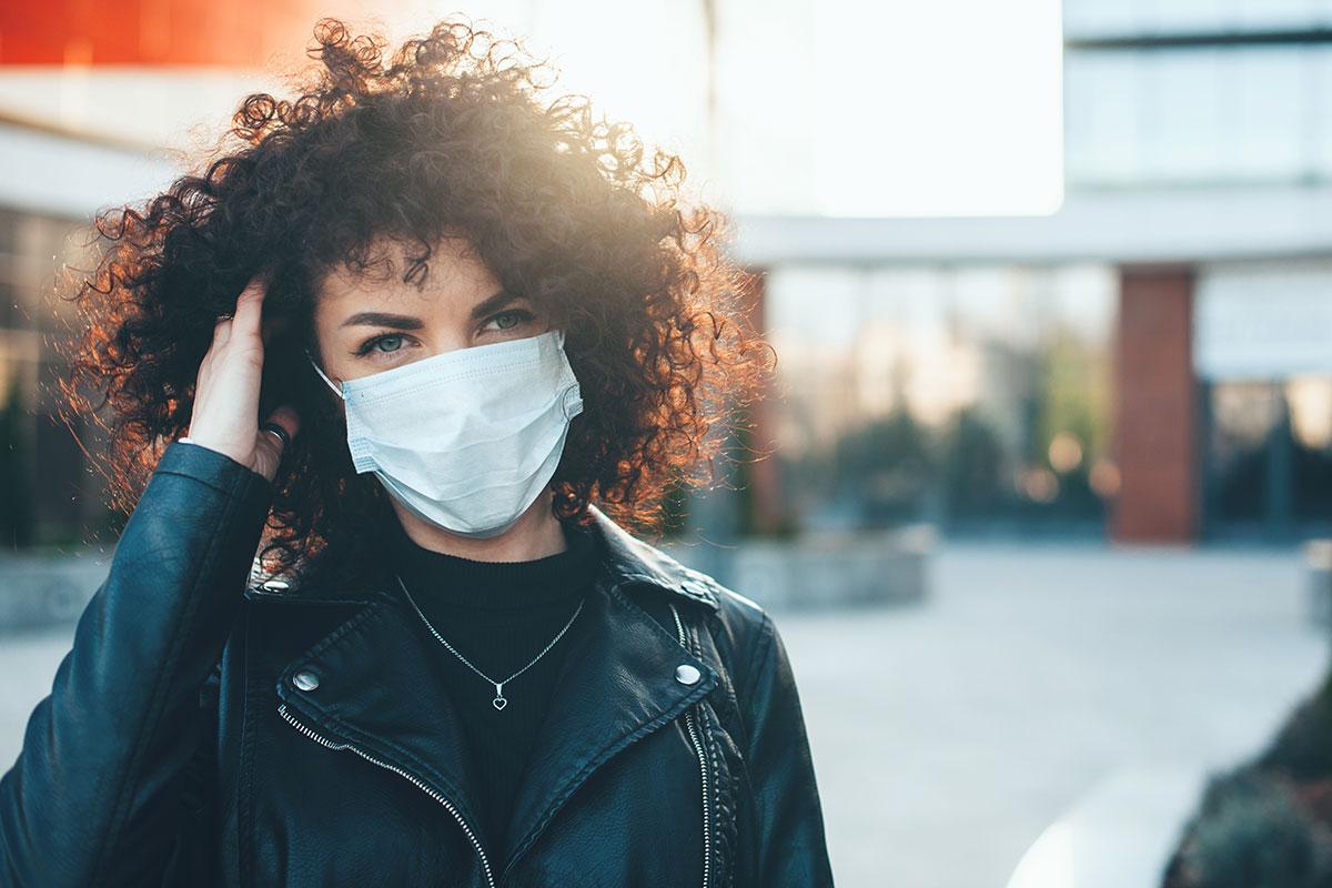 Welche Schutzmaske soll ich bei Covid-19 verwenden?
